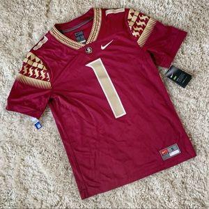 Nike NCAA Florida St. University Seminoles Jersey
